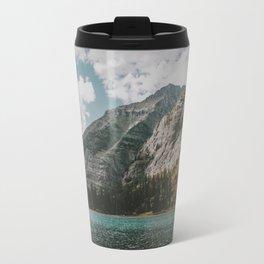 Rocky Mountains Travel Mug