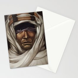 Lawrence of Arabia Stationery Cards