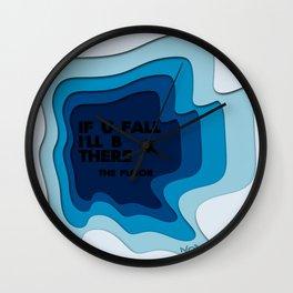 Floor Wall Clock
