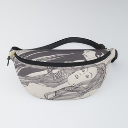 Fish Blood Fanny Pack