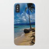 hawaiian iPhone & iPod Cases featuring Hawaiian Dreams by Upperleft Studios