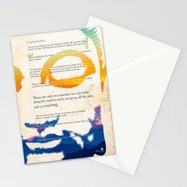 GUATAMA BUDDHA Stationery Cards