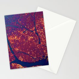 Arboreal Vessels - Pulmonary Stationery Cards