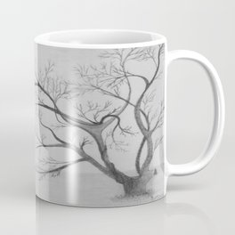 Tree Moon Light Coffee Mug