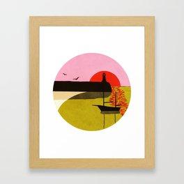Sea Fever 3 Framed Art Print
