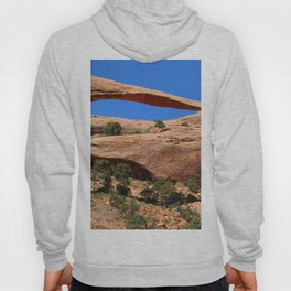 Amazing Landscape Arch - Panorama Hoody