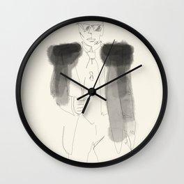 Karl 2. Wall Clock