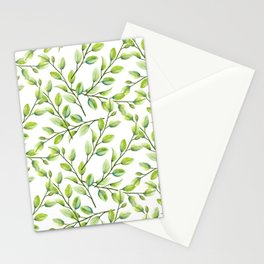Branches and Leaves Stationery Cards