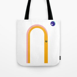 Size Don't Matter Tote Bag