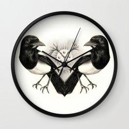 Pica Pica Wall Clock