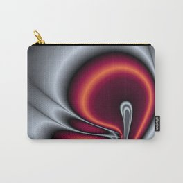 Fractal Loops Carry-All Pouch