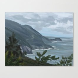 Cabot Trail 3 Canvas Print