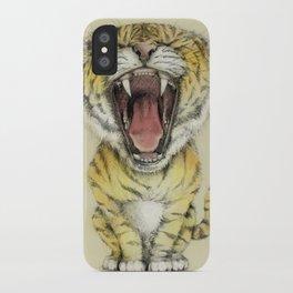 rawr iPhone Case