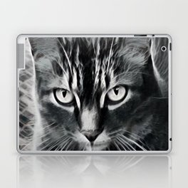 Cats Eyes Laptop & iPad Skin