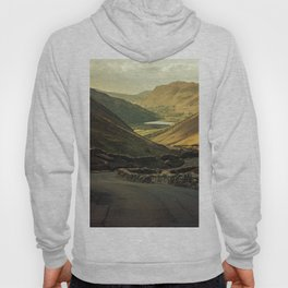 Scotland at the sunset Hoody