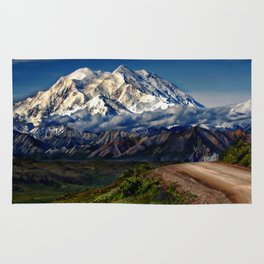 Denali National Park Rug