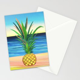 Abacaxi II Stationery Cards