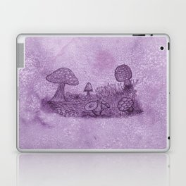 Fungi Meadow Laptop & iPad Skin