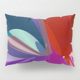 polynomial pattern -6- Pillow Sham