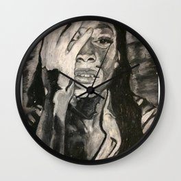 Embracing Your Body Wall Clock