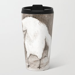 Vulture Chick Travel Mug