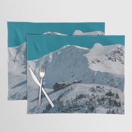 Mt. Alyeska Ski Resort - Alaska Placemat