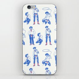Round em Up iPhone Skin