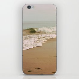 Ocean Waves on the Beach iPhone Skin