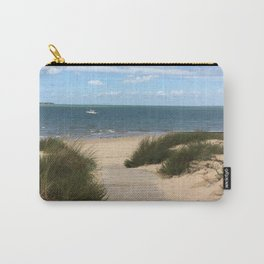 Breezy Seaside Path Carry-All Pouch