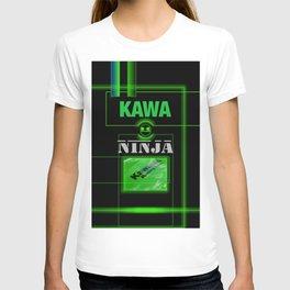 Kawasaki-san Motorcycle Brothers Power T-shirt