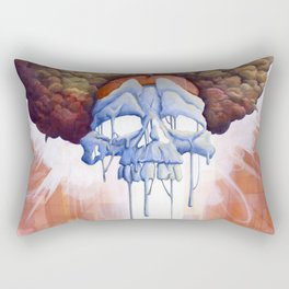 Drippy Hippy Rectangular Pillow