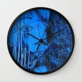 fragmento de una despedida Wall Clock
