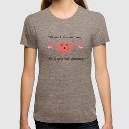 Uterine Strong T-shirt
