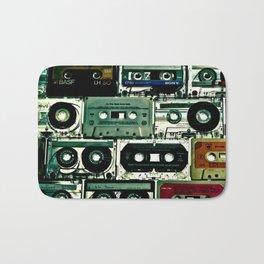 Cassettes & Regrets Bath Mat
