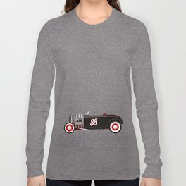 Flathead Roadster Long Sleeve T-shirt