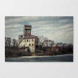 Lone Mill Canvas Print