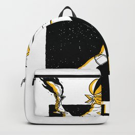 Night is Lit Backpack