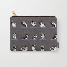Husky Yoga Carry-All Pouch