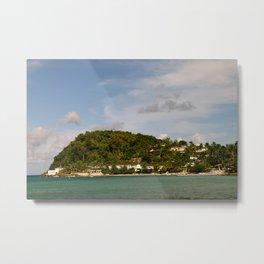 Round Hill Jamaica Metal Print