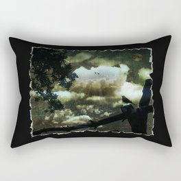 Witching Hour Rectangular Pillow