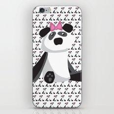 Panda Girl iPhone & iPod Skin
