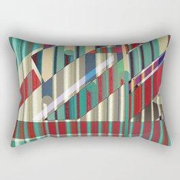 Industrial Delusions Rectangular Pillow