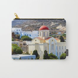 Pyrgos Orthodox church Carry-All Pouch