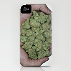 Good Vibes iPhone (4, 4s) Slim Case