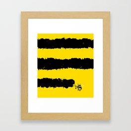 Be like me Framed Art Print