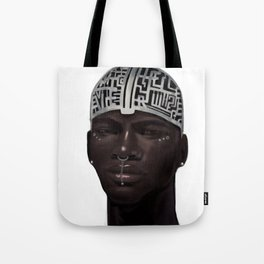The Silent Brother Tote Bag