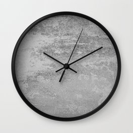 Simply Concrete Wall Clock