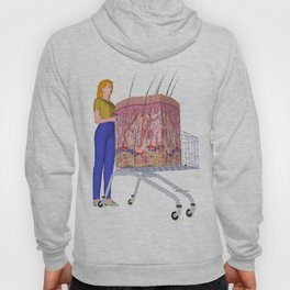Skinny Shopper Hoody