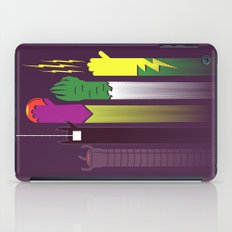 Villains iPad Case