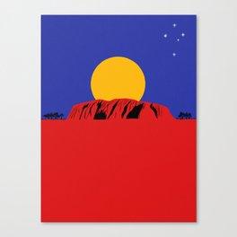 Southern Land Canvas Print